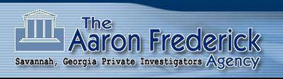 Aaron Frederick Agency - Detecives in Savannah, GA