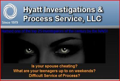 Hyatt Investigations & Process Service, LLC