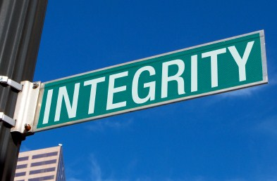 why I cheated and integrity