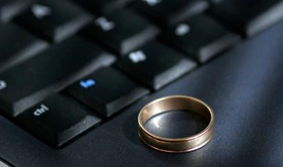 having an online affair