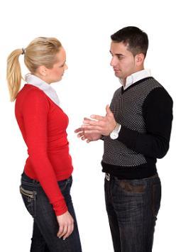 My boyfriend denies cheating