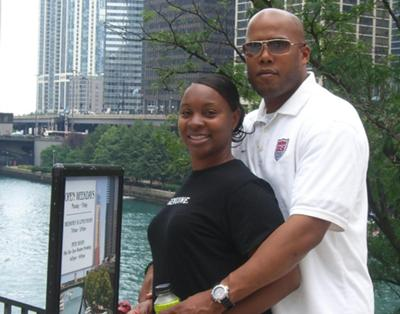 Mr. & Mrs. Parks '09